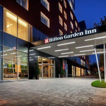HILTON GARDEN INN - TİRAN / ARNAVUTLUK