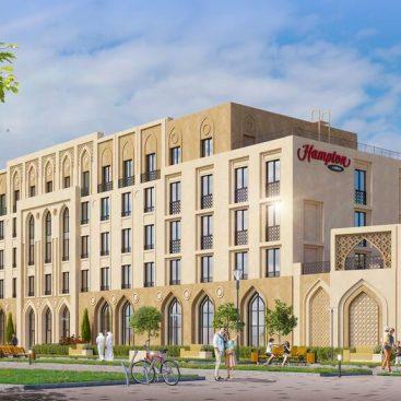 Hampton by Hilton Turkestan